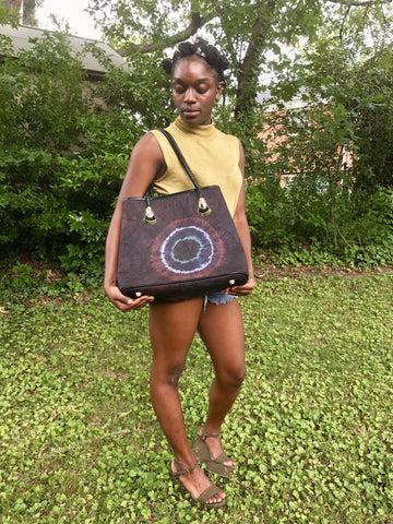 Nubia-handbag-from-Kupendiza-by-LeLook--batik-print-by-Tunde-Odunlade-brown