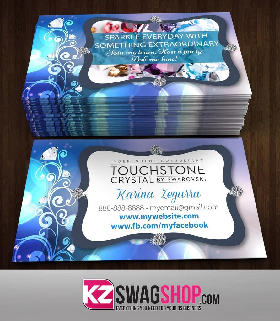 Touchstone Crystal Swarovski Logo