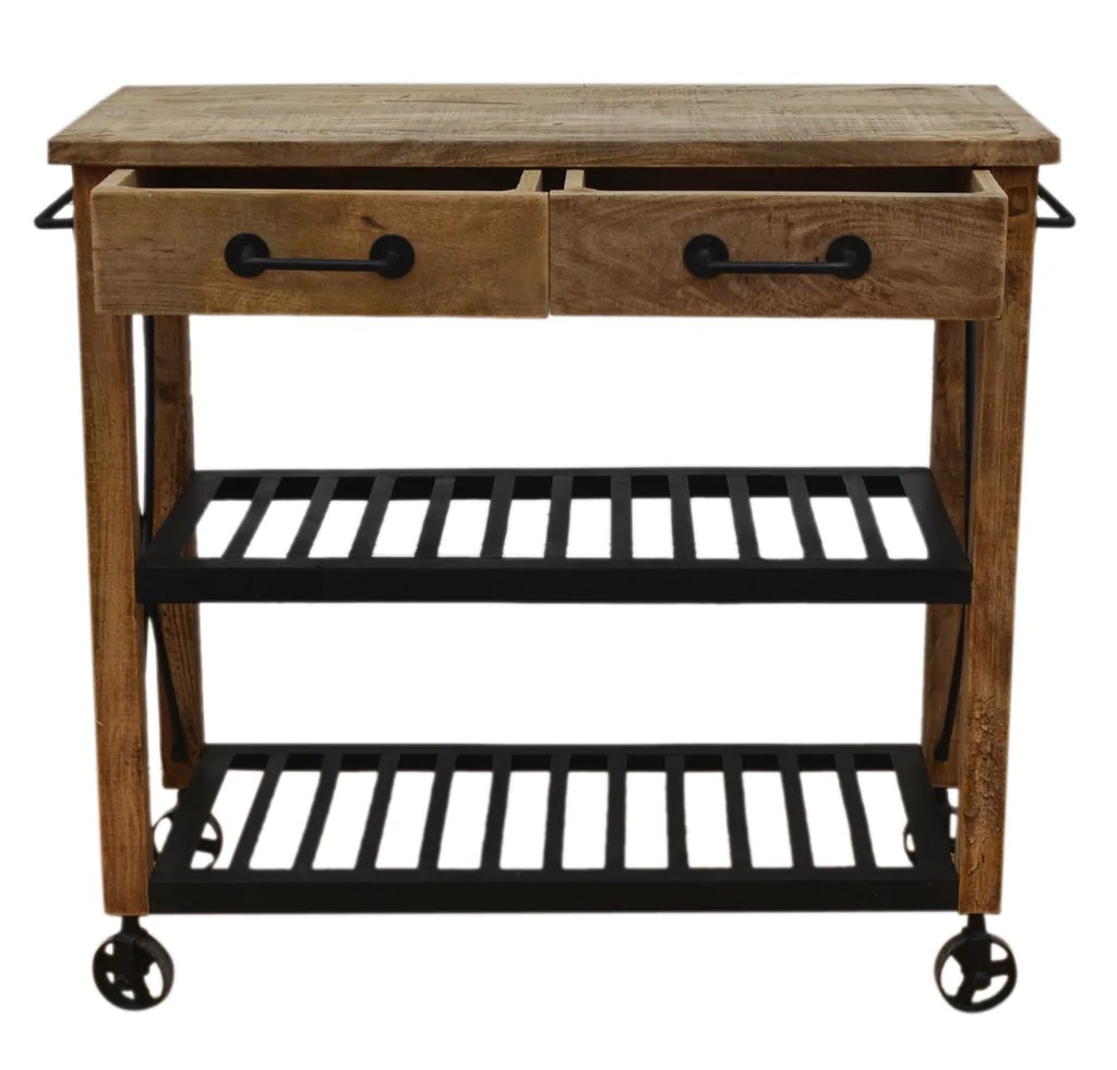 Kitchen Island Trolley Interiors Online