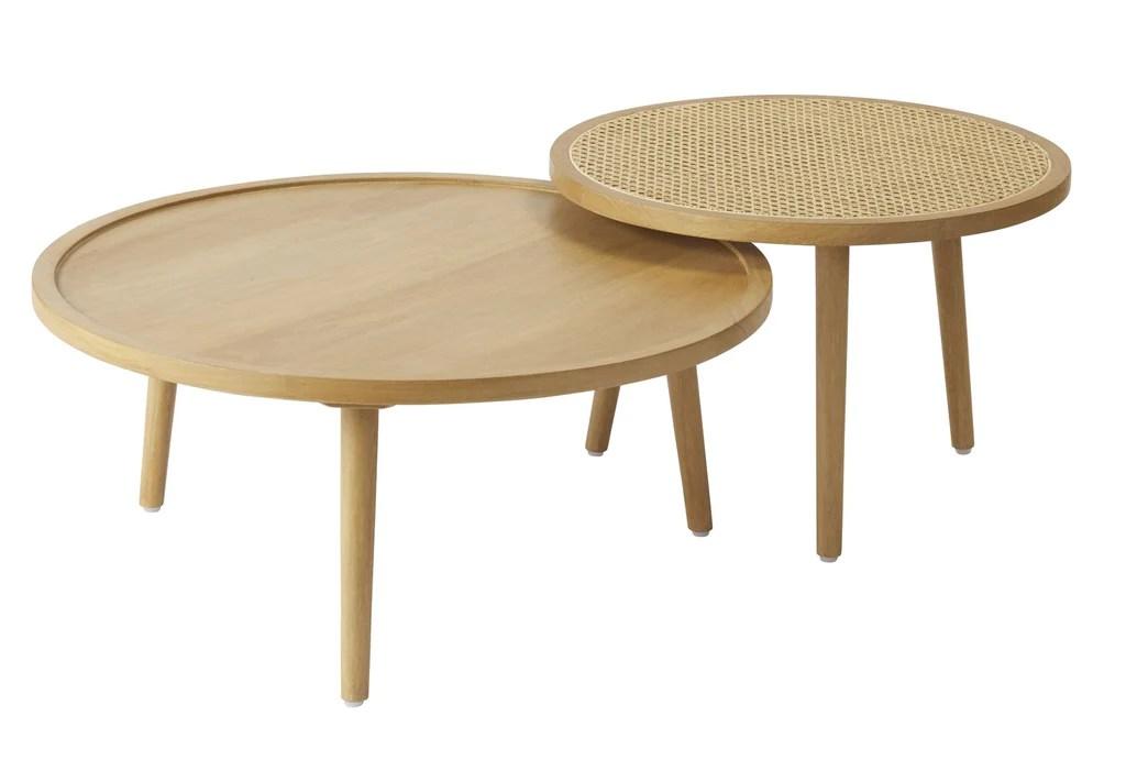 sonoma coffee tables set 2