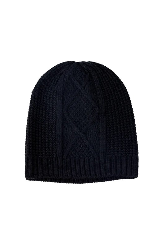 Inside FabFitFun Fall Box - The Jet Set Diaries Cable Knit Beanie