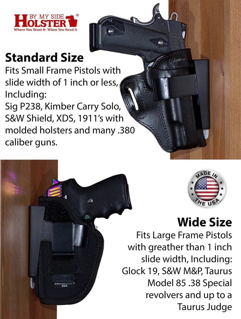 By My Side Holster Rest