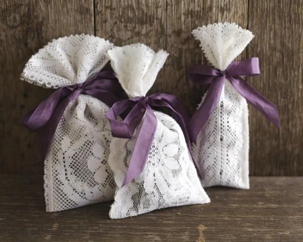 Fall Wedding Luminary Bags