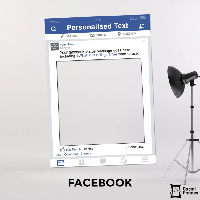 Facebook Photo Booth Frame Png | Frameviewjdi.org