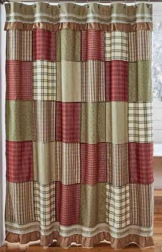 Prairie Winds Shower Curtain Allysons Place