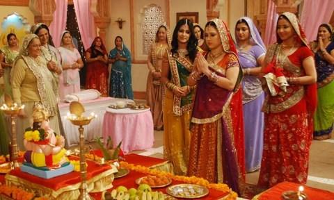 Hinduisme babyshower tradisjon