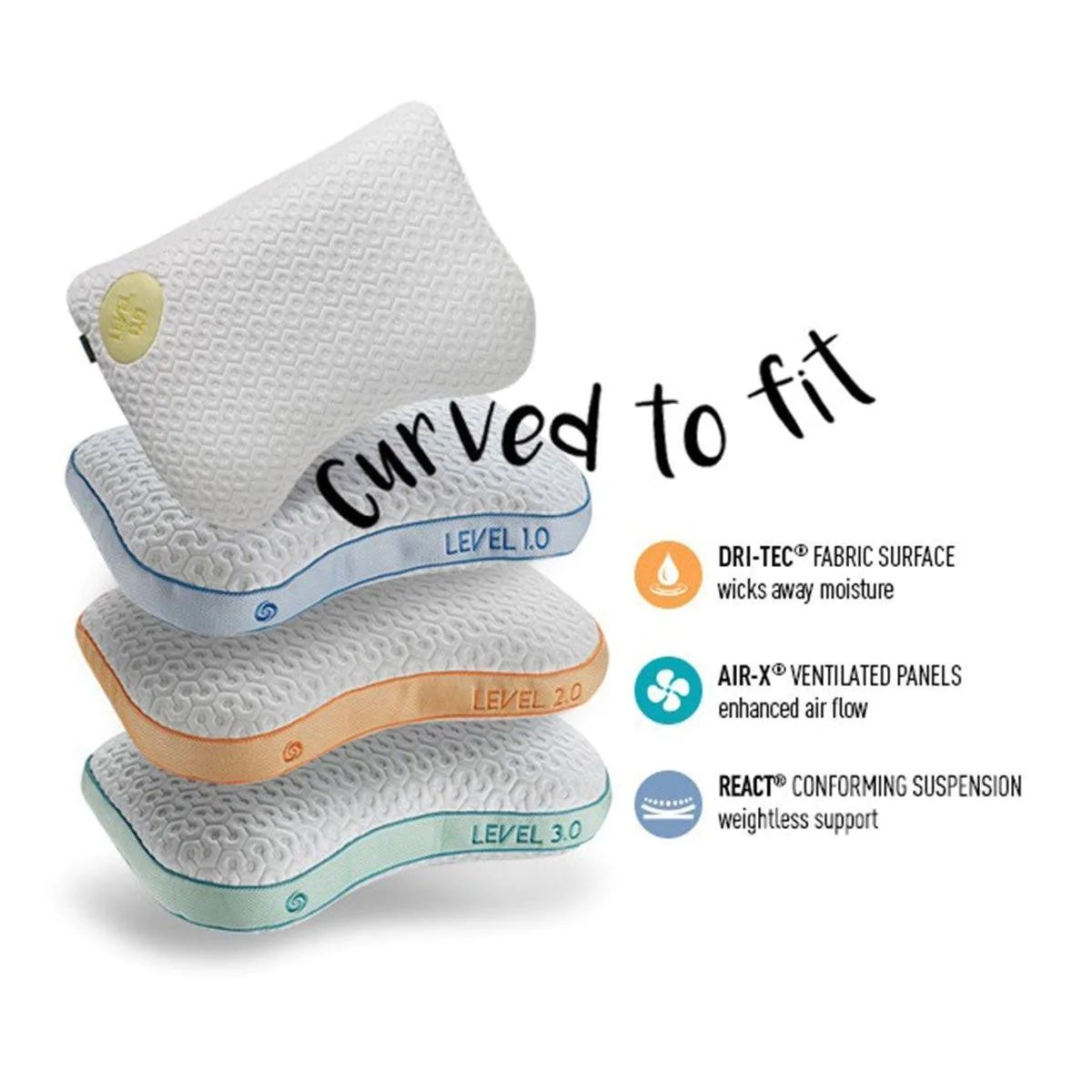 https sleephappens com products level 1 0 performance pillow
