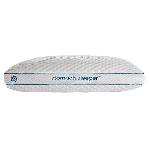 bedgear stomach sleeper performance pillow