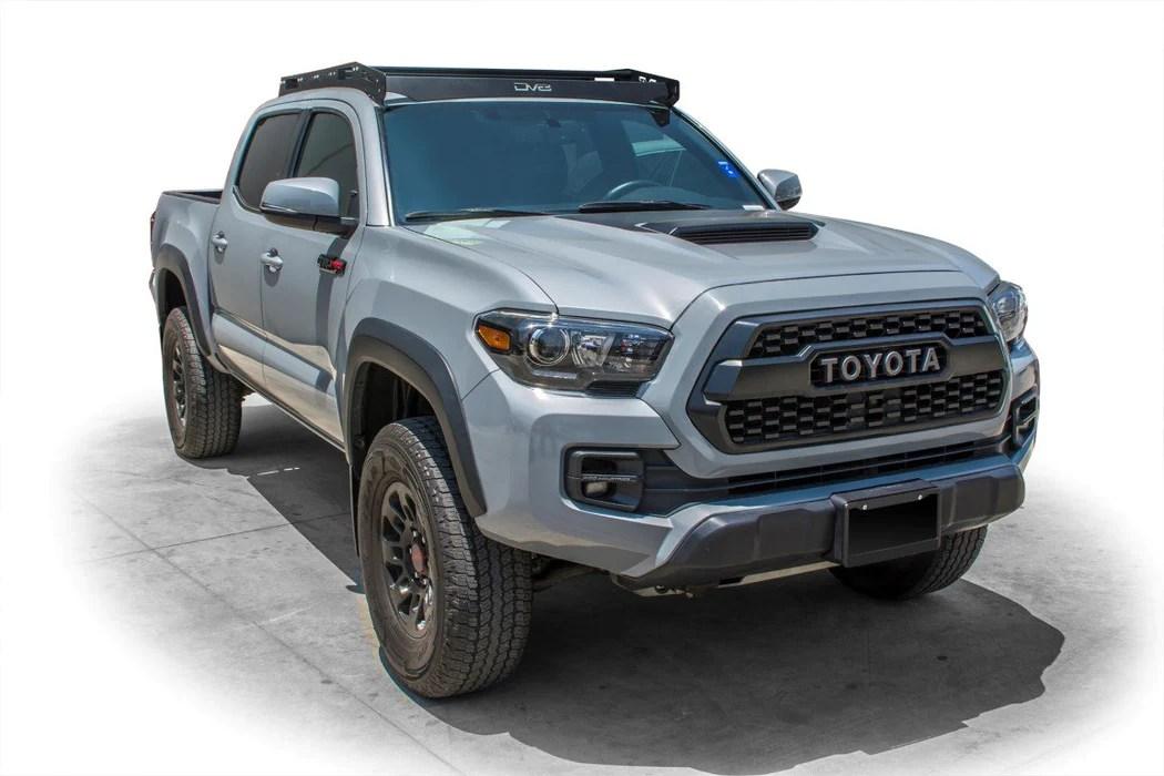 2016 21 toyota tacoma roof rack