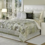 Bed Inc Quinn Beige Comforter Set Spectrum Home Textiles