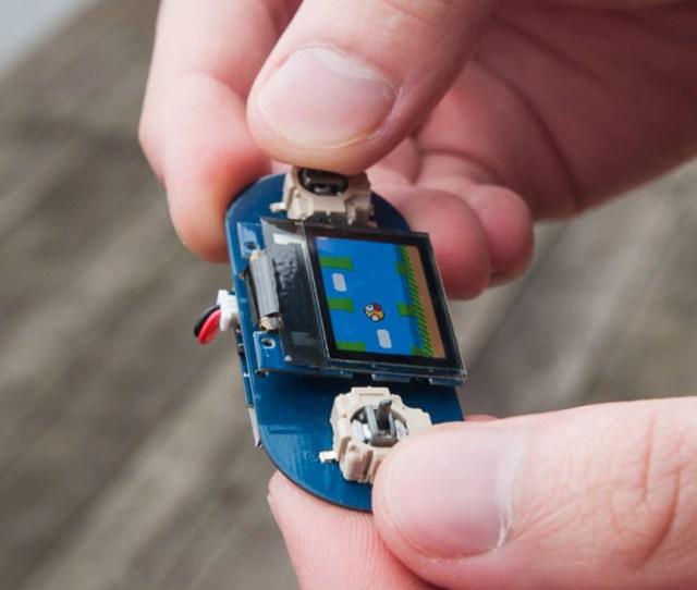 Tinyscreen Video Game Kit Tinycircuits 2