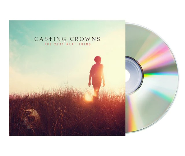 The Very Next Thing Pre Order Cd Casting Crowns Online Store