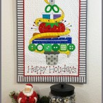 Holiday Sewing Tree Pattern Amy Bradley Designs