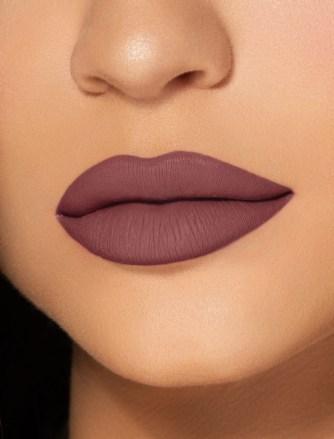 Kylie Cosmetics' Lip Kit in shade 'Clove'