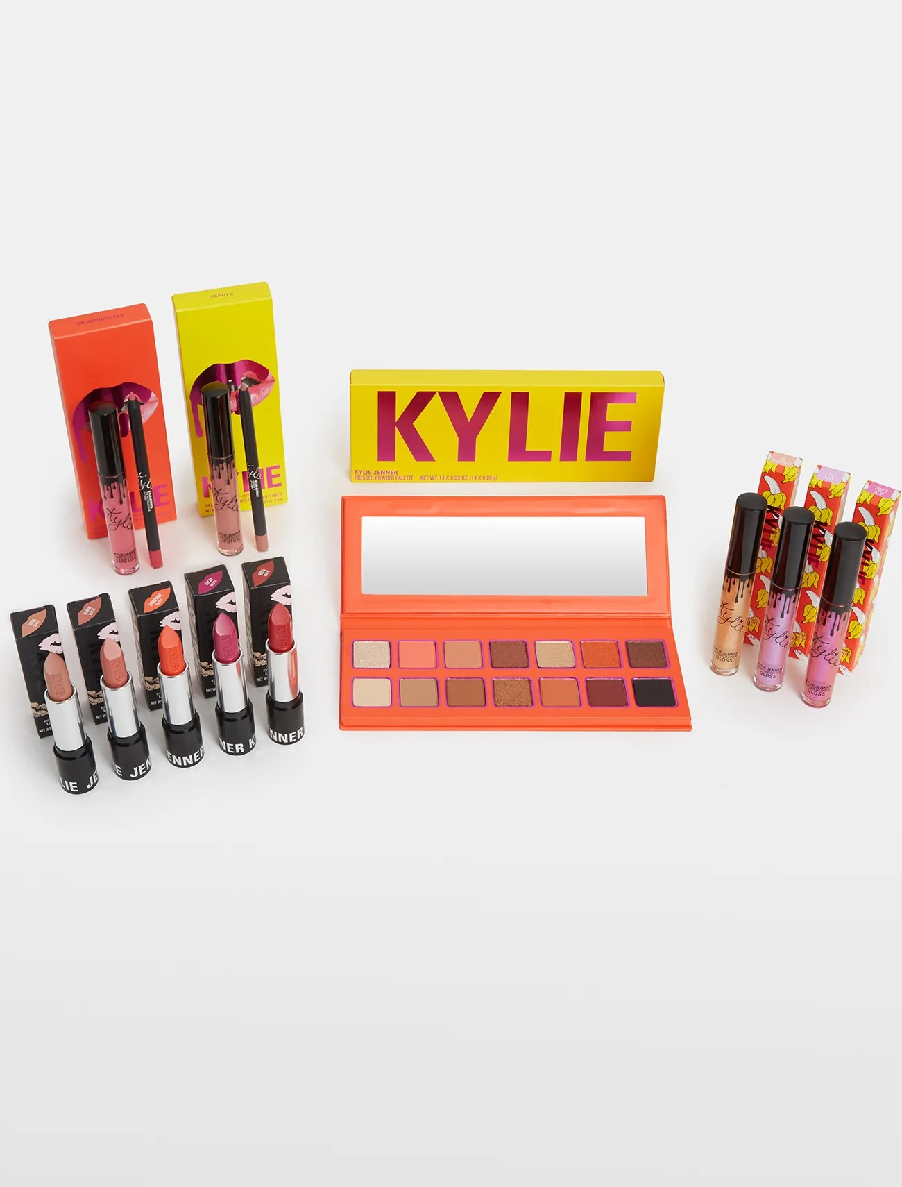 The Summer Collection Bundle   Kylie Cosmetics       by Kylie Jenner The Summer Collection Bundle