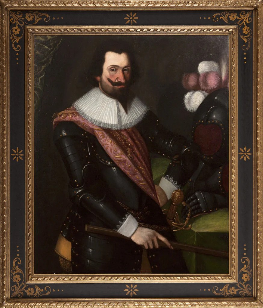 Antique Oil Painting Antique Portraits Fine Art For