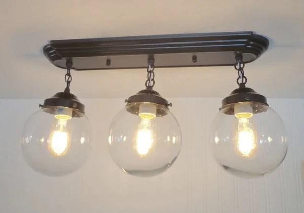 Biddeford Ii Modern Ceiling Light Fixtures Rectangular