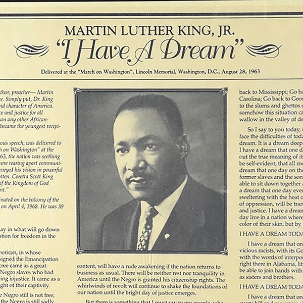 martin luther king i have a dream # 76