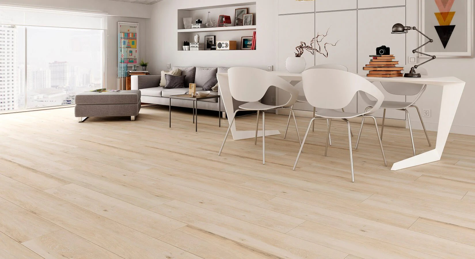 Atelier Beige Wood Effect Floor Tiles On Sale At 20 50 Per Sq M Tile Devil