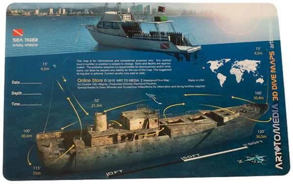 Sea Tiger Shipwreck Oahu Hawaii Art To Media Dive Site