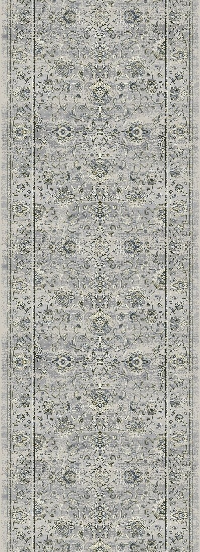 Ancient Garden Grey Stair Runner 57126 9696 26 And 31 Inch Nashua Nh | Black And White Stair Runners | Staircase | Hallway | Cool | Diy | Jute