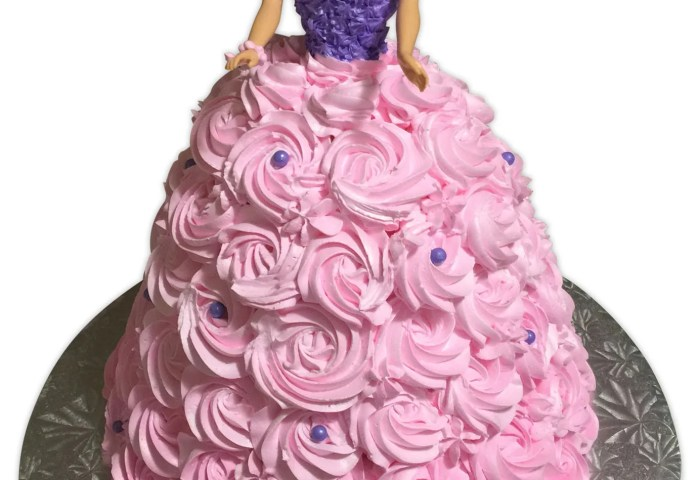 Barbie Birthday Cakes Rashmis Bakery