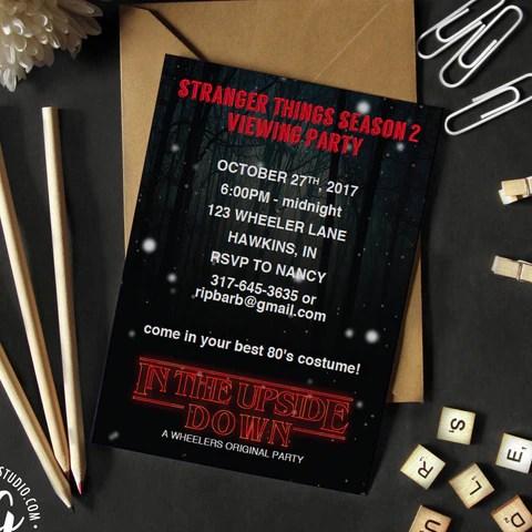 Stranger Things Mugs And Cards DesignGenes Studio