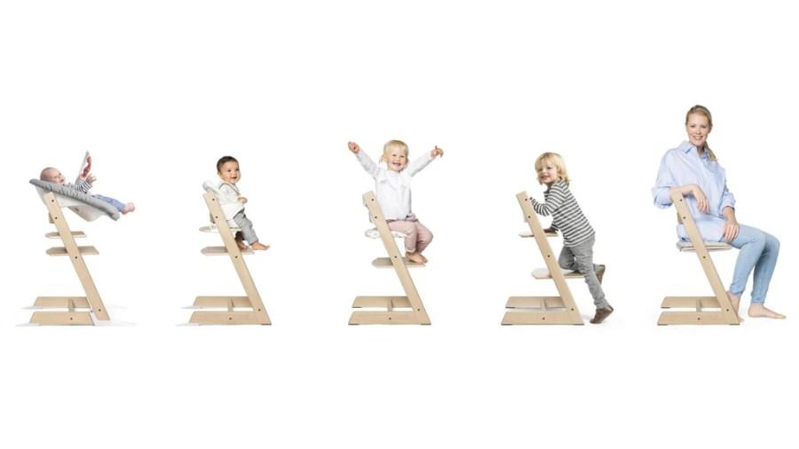 Stokke Tripp Trapp vs. Steps vs. Clikk Stokke High Chair Comparison