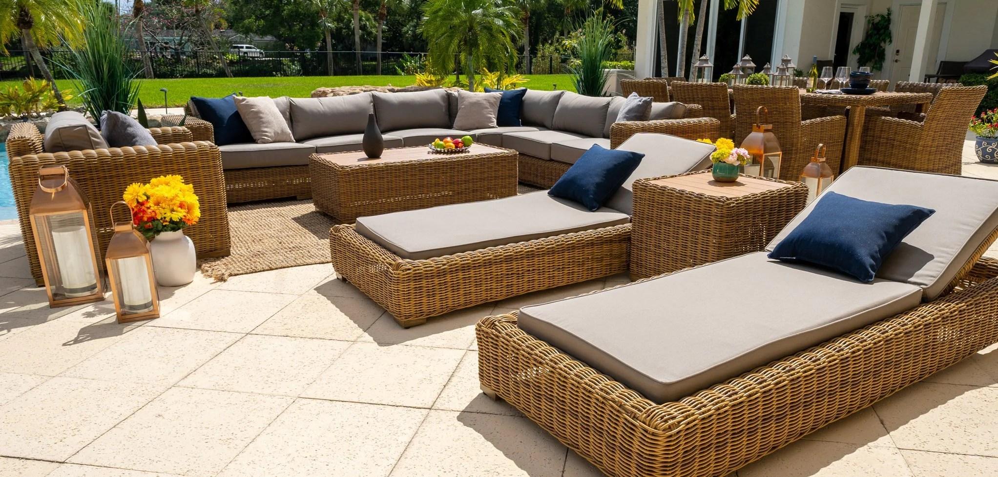 outdoor patio furniture sets patio