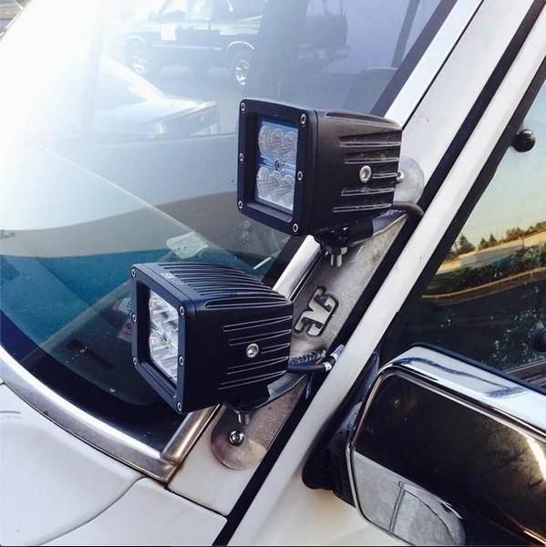 Led Light Pods Headlights
