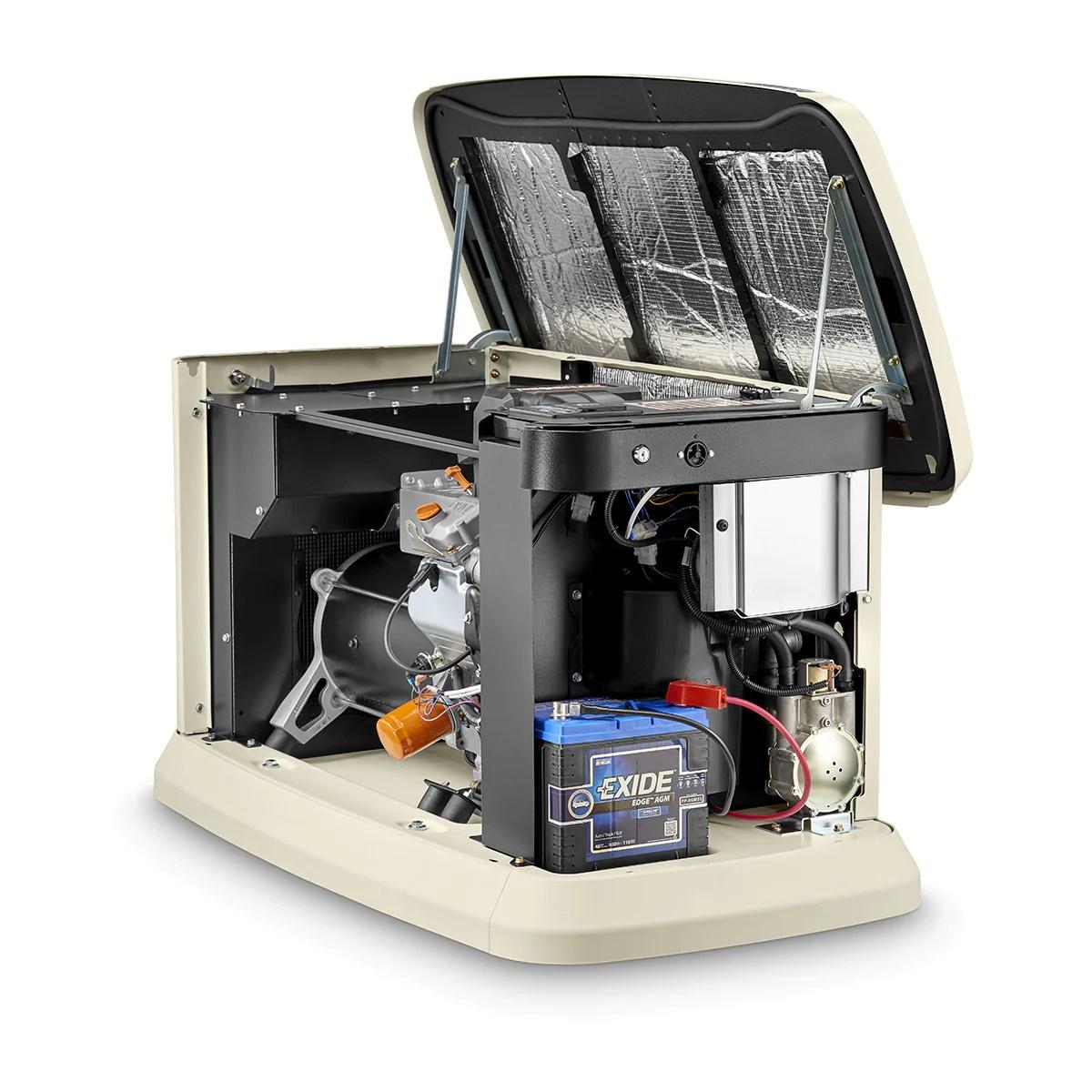 Generac Guardian 7038 20kW Aluminum Automatic Standby Generator – Ziller Electric