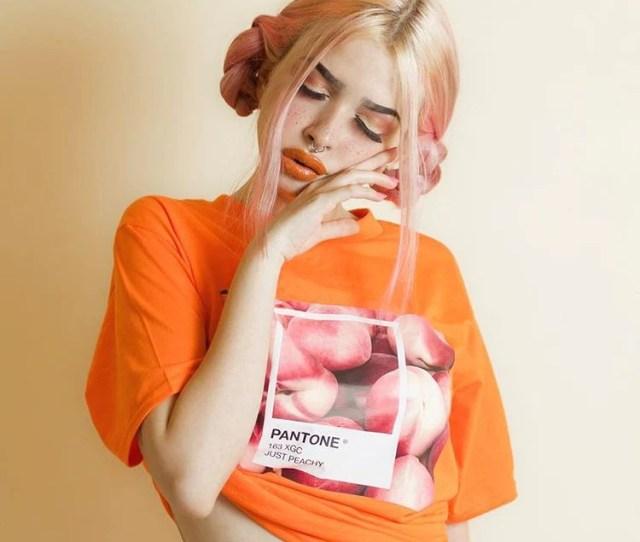 Just Peachy Shirt  C B