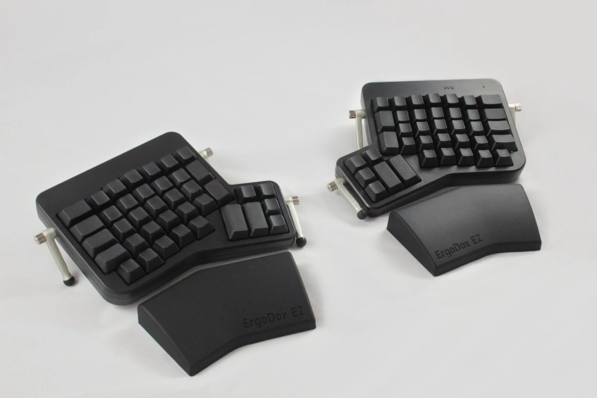 wwtt weekend feature - ergodox ex - mechanical keyboard