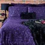 Elysian Fields Purple Sin In Linen