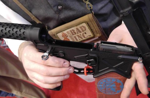 Battle Arms Development California Rifle Takedown System 1
