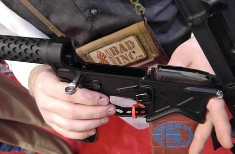 Battle Arms Development California Rifle Takedown System 1