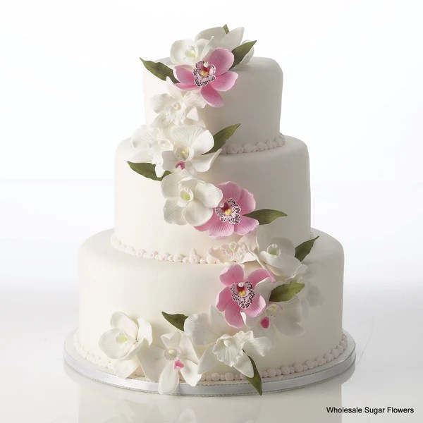 Whimsical Perfection Cake Kit Wholesale Sugar Flowers