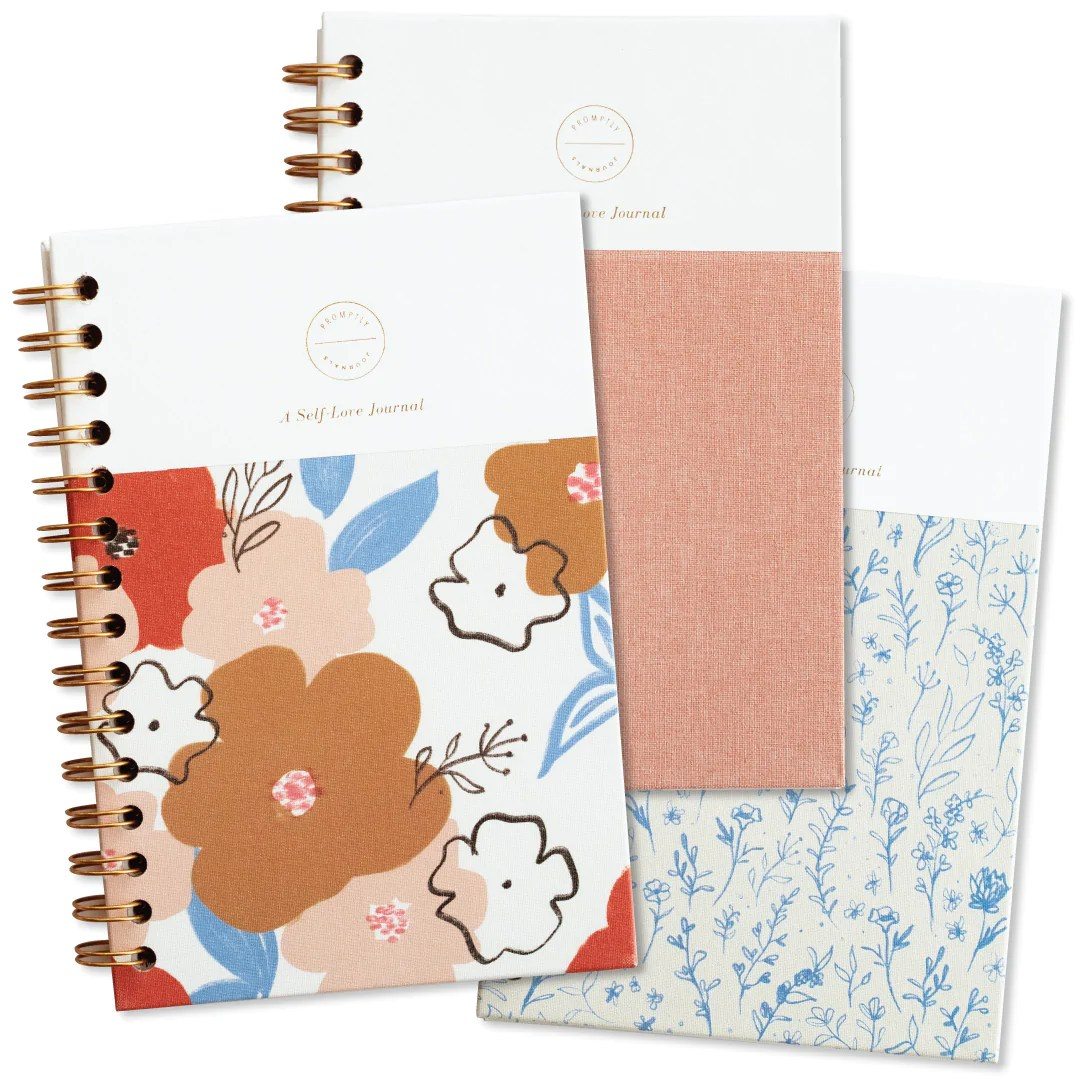 Promptly Journals - Self-Love Journal - Bundle