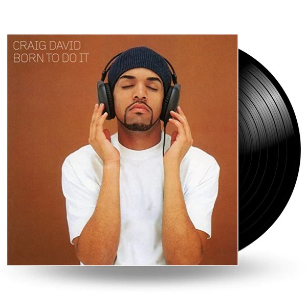 Image result for craig david born to do it