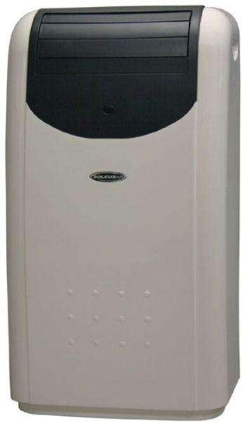 Manufacturer Refurbished Soleus Air LX 140 Portable Air Conditioner Heater Dehumidifier