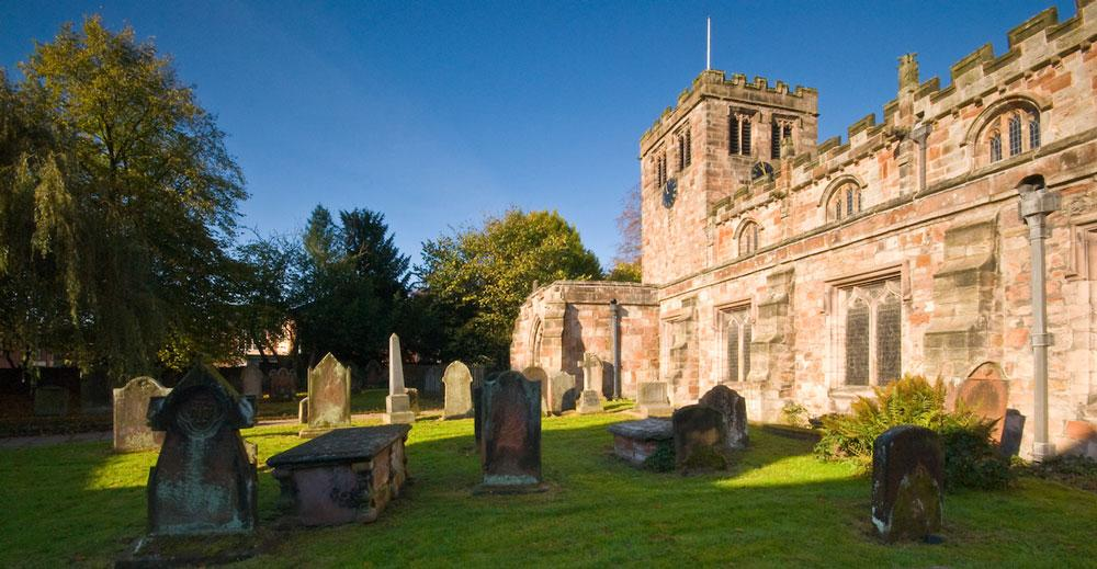 St Lawrence's Church, Appleby-in-Westmorland