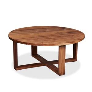 lokie round coffee table