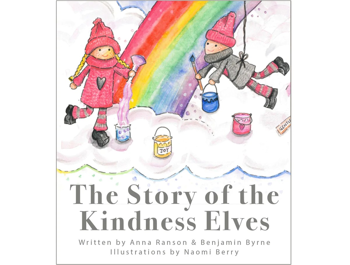 The Story Of The Kindness Elves Book The Imagination Tree Store