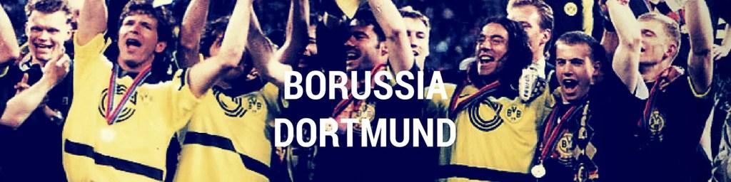 Borussia Dortmund football shirts