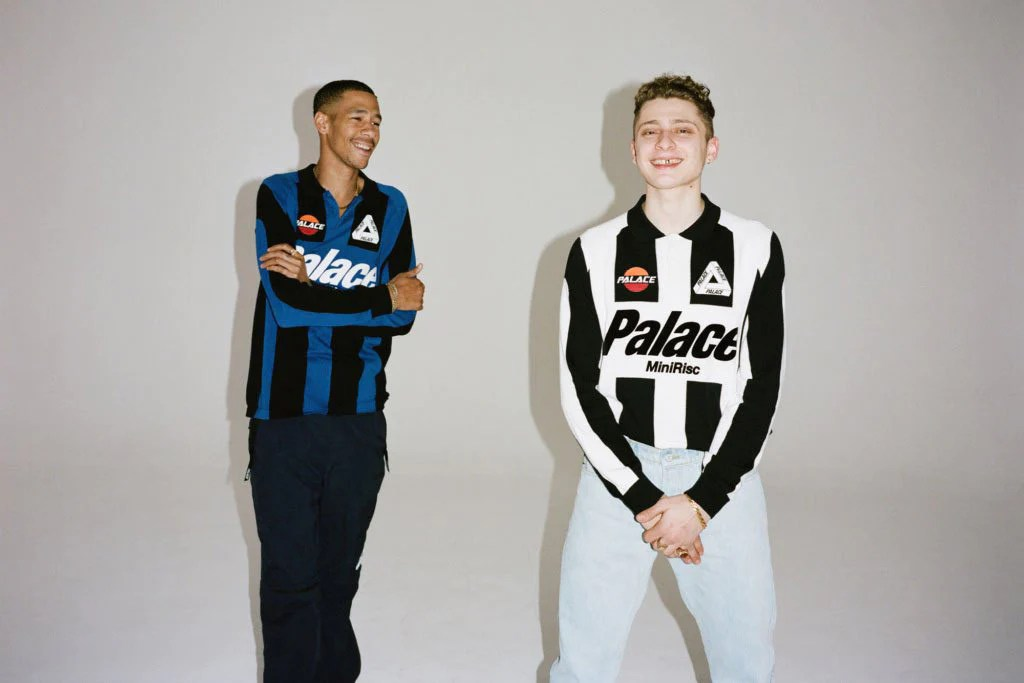 Palace London: Inter Milan and Juventus
