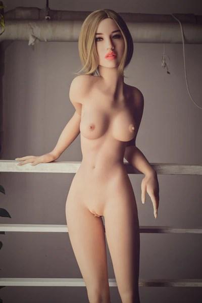 Isabella: Blonde Japanese Sex Doll