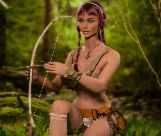 Bella Elf Fantasy Sex Doll