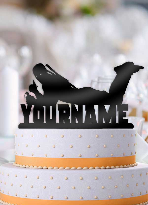 Personalized Deadpool Cool Birthday Cake Topper     Bee3dgifts Personalized Deadpool Cool Birthday Cake Topper   Bee3dgifts