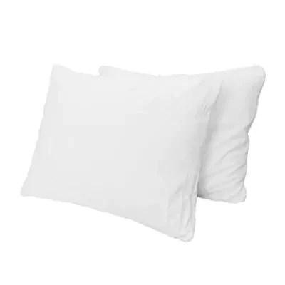 purelux gel cloud gel memory foam comfort pillows 2 pack