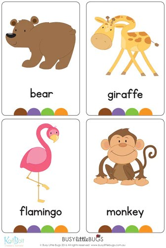 Free Toddler Learning Games